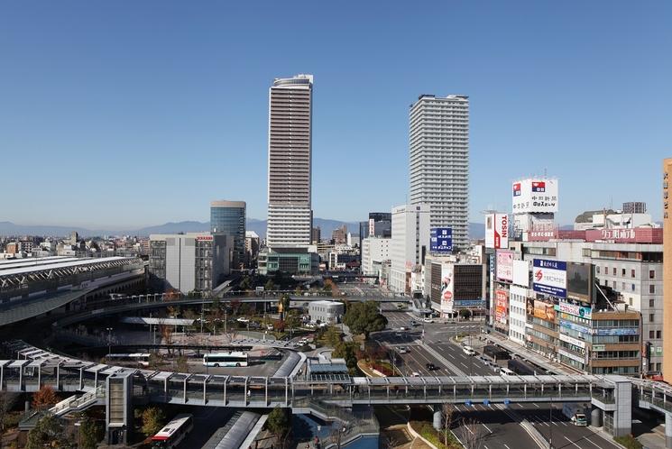 JR岐阜駅から徒歩5分