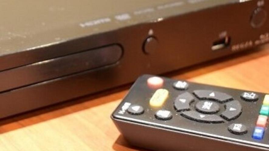〈貸出用〉DVDプレーヤー