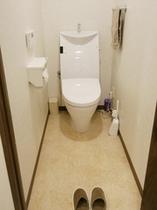 【共用のトイレ】