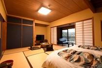 本館 海の見える和室10畳+縁側6畳 一例