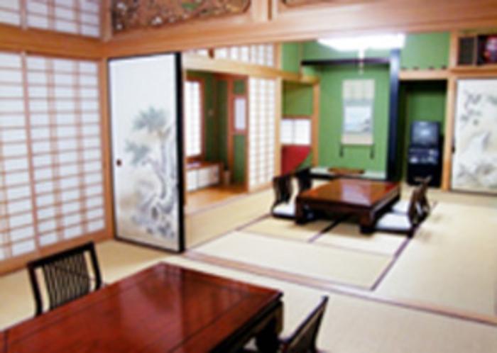 部屋(花芙蓉)