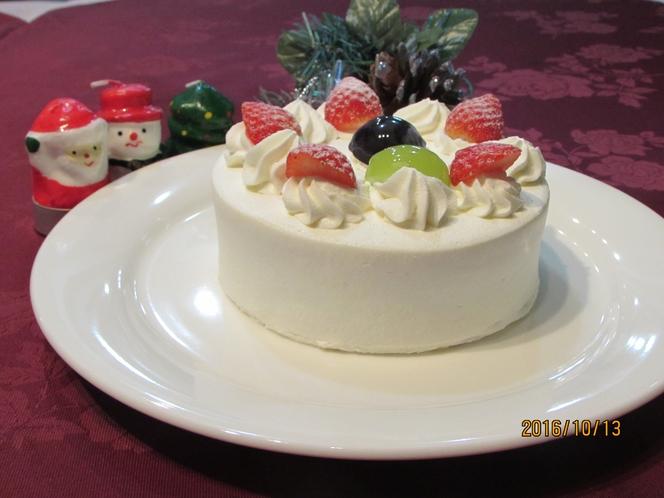 クリスマスケーキ(4号)