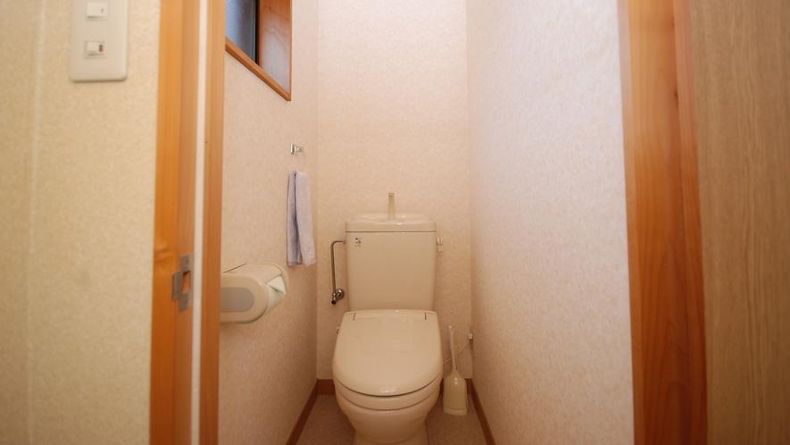 *海側のお部屋のトイレ