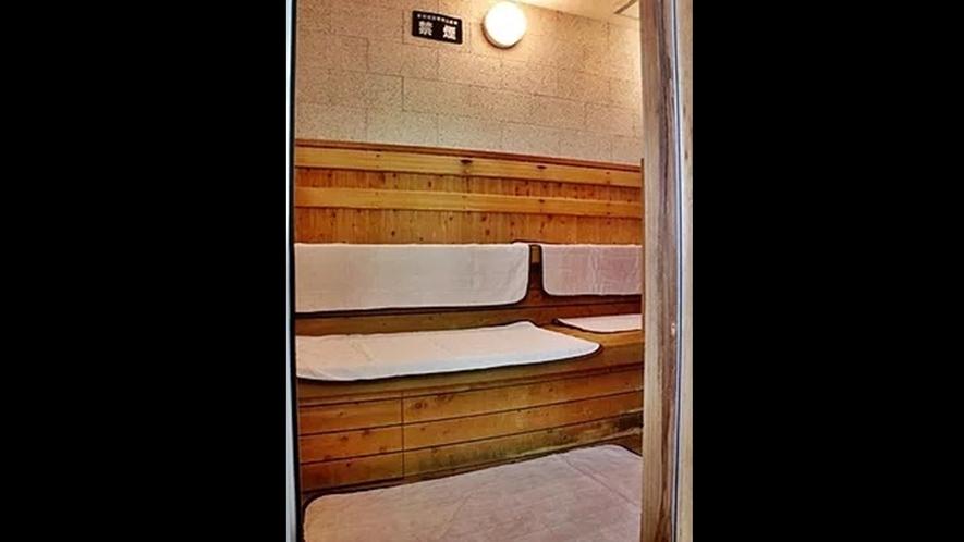 *【サウナ】本格サウナ室を完備!美肌・美容面、健康面、精神面、快食、快眠効果も促進!