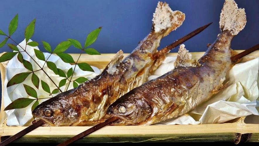 *【アメゴ】地元一宇では、お祝い事やおもてなしでお出しする大変縁起の良いお魚です★