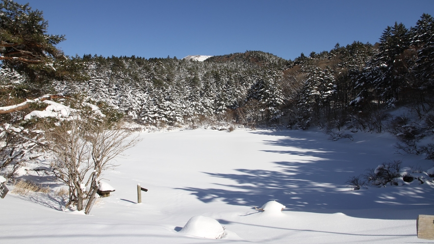 *【周辺観光/冬】
