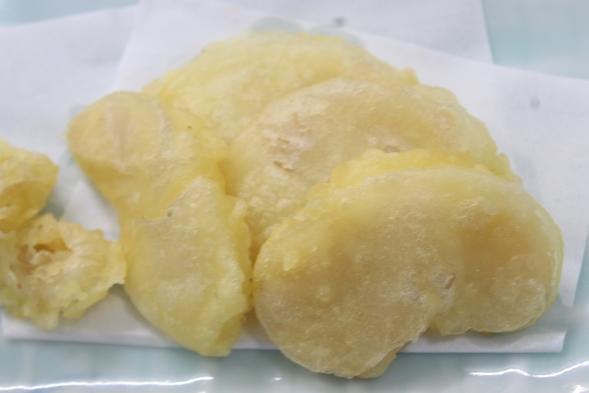 活魚コース  タイラギ(平ら貝)刺身&バター焼き&天ぷらプラン おみやげ付き 現金特価