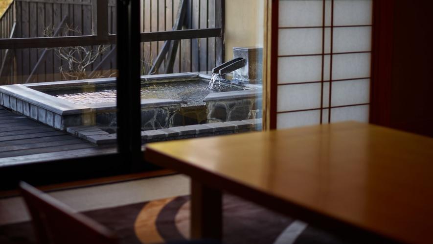 【暁】客室