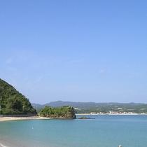 *【海】美しいブルーの海を眺めれば、心も癒されます。