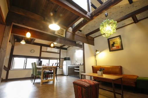 別邸「千の雲」99平米2階建て1軒家貸切