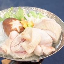 *鍋料理(お食事一例)
