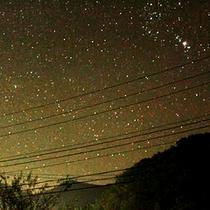 *冬の星空