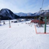 *三川温泉スキー場