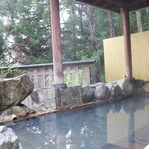 *【杜の湯(3階)】緑に囲まれたお風呂でリラックス♪
