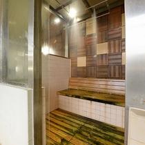 *【滝の湯(3階)】ミストサウナで汗をかいてリフレッシュ!血行促進や頭皮ケアの効果も期待できます。
