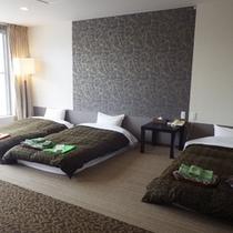 *【客室】客室は全て南向きで、明るく開放的です。