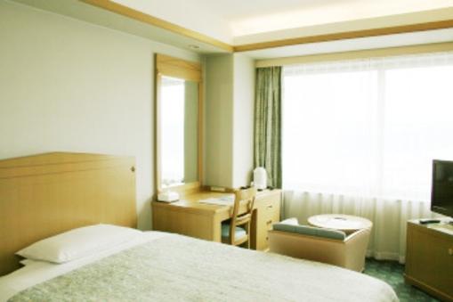 セミダブル 禁煙部屋 18.9平米 全室WIFI完備
