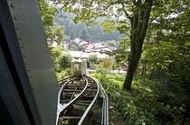 常盤館 登山電車