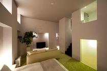 ハンギングガーデン居室1