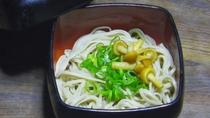 *夕食一例/信州といえば美味しいお蕎麦!