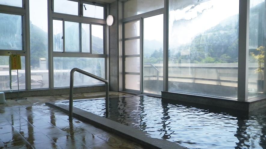 *女性大浴場/昔から湯治場として栄えてきた鹿教湯温泉をゆっくりと