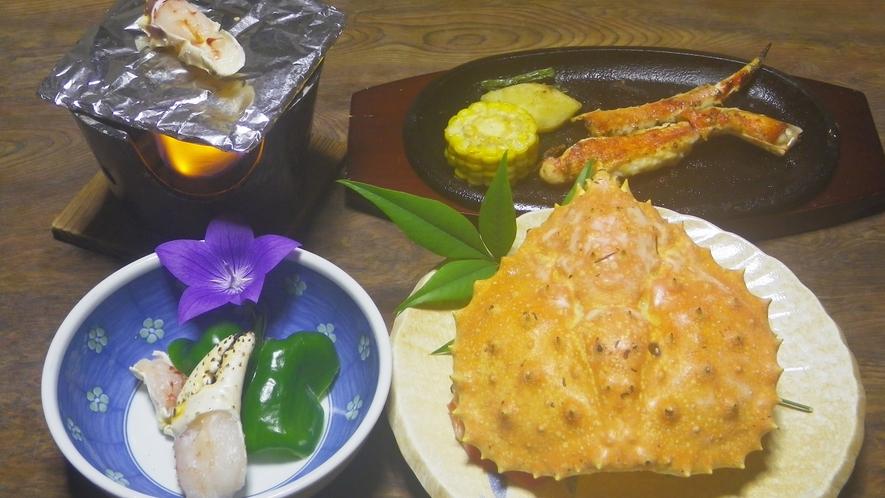 別注料理/蟹三昧