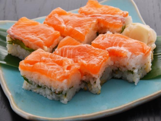 信州サーモン - お料理一例