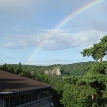 【構内の景色】四季折々の自然をお楽しみ下さい♪