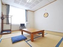 【別館8畳】明るく広々としたお部屋です