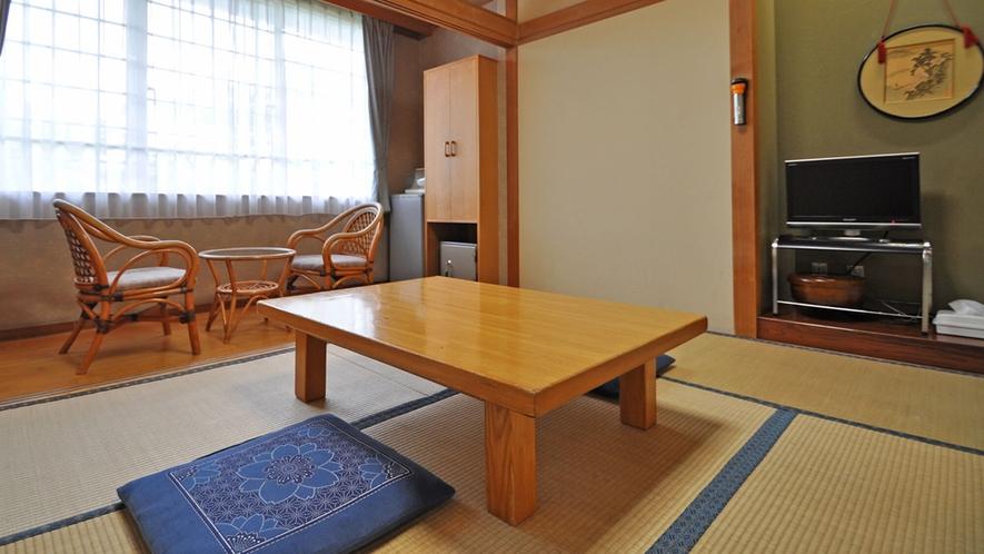 【客室】和室6畳(トイレ付)