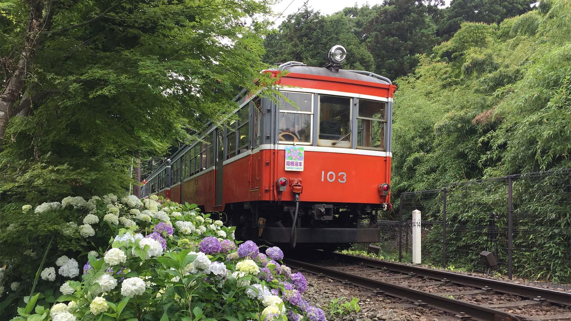 ■箱根登山鉄道