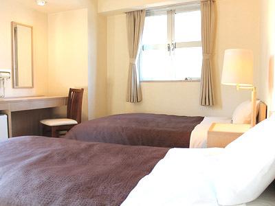 ツインルーム(ベッド)