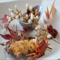前菜-秋の例-