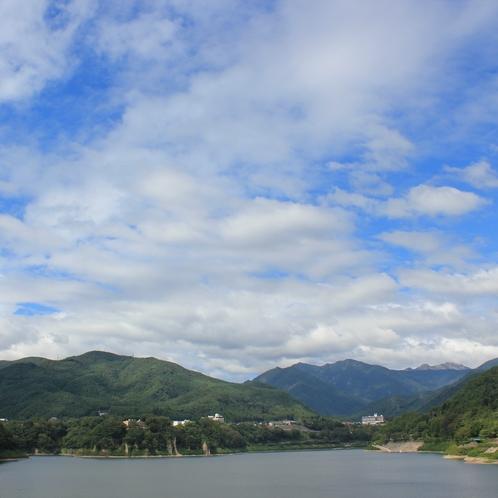 赤谷湖 春