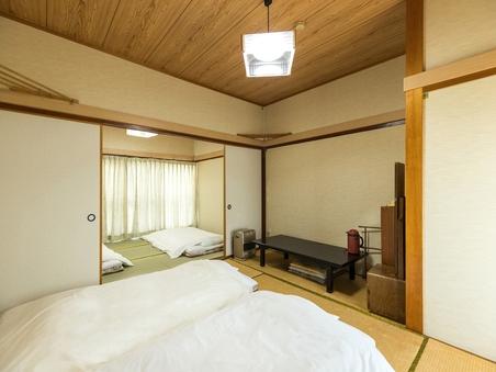 【禁煙】和室四人部屋(バストイレなし)