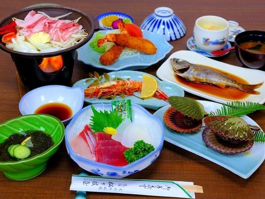 【GO東海】【スタンダード料理夕食朝食付】旬の新鮮地魚1泊2食付き