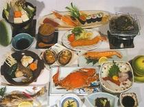 海鮮料理(会席イメージ)