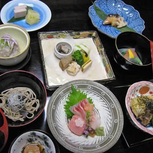 12月(師走)のお料理一例