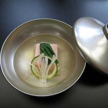 水無月膳プラン 椀物