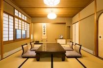 和室10畳(約38㎡)のお部屋の一例