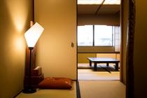 和室8畳(約35㎡)のお部屋の一例