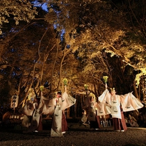 *【宗像大社】10月3日「神奈備祭(かんなび さい)」