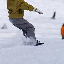 【草津国際スキー場】初心者〜上級者まで楽しめる様々なコースがございます。