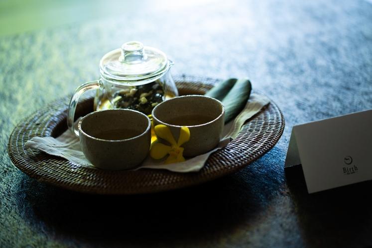 清明茶 ジャスミの香りをまとったブレンドティ
