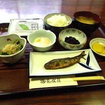 *【朝食一例】身体にやさしい朝ごはん