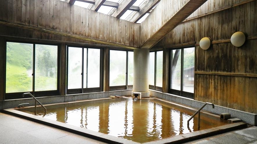 *【大浴場】日々の疲れも温泉で癒し効果抜群!?