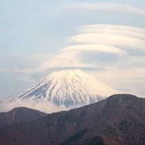 *【絶景の富士山】ダイナミックな景色が広がります。