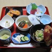 *【精進料理一例】お豆腐や煮物など、宿坊のお料理体験!
