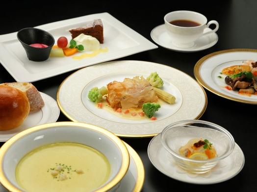 「魚料理」洋食シェフが作る「旬の海の幸」と「島原素材の味」を愉しむお手軽洋食コース