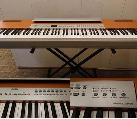 【電子ピアノ&ヘッドホン付 楽器レンタルプラン】客室でピアノ演奏したい方へおすすめ!
